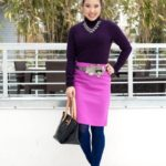 J. Crew Skirt, Giveaway Winner, and Emyloo Shoes!