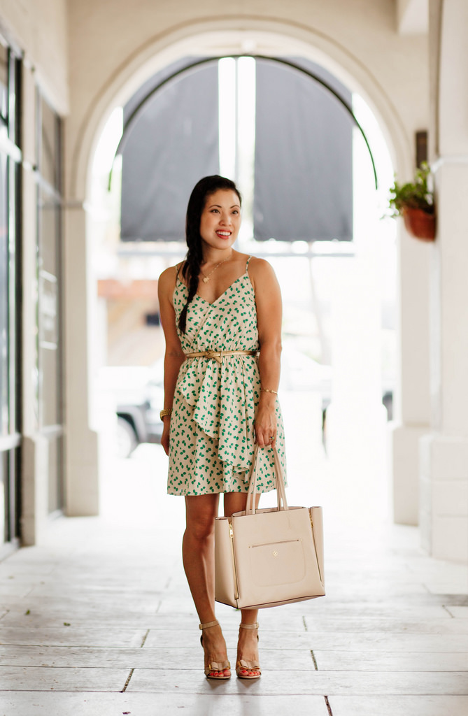 Strappy Summertime Dress
