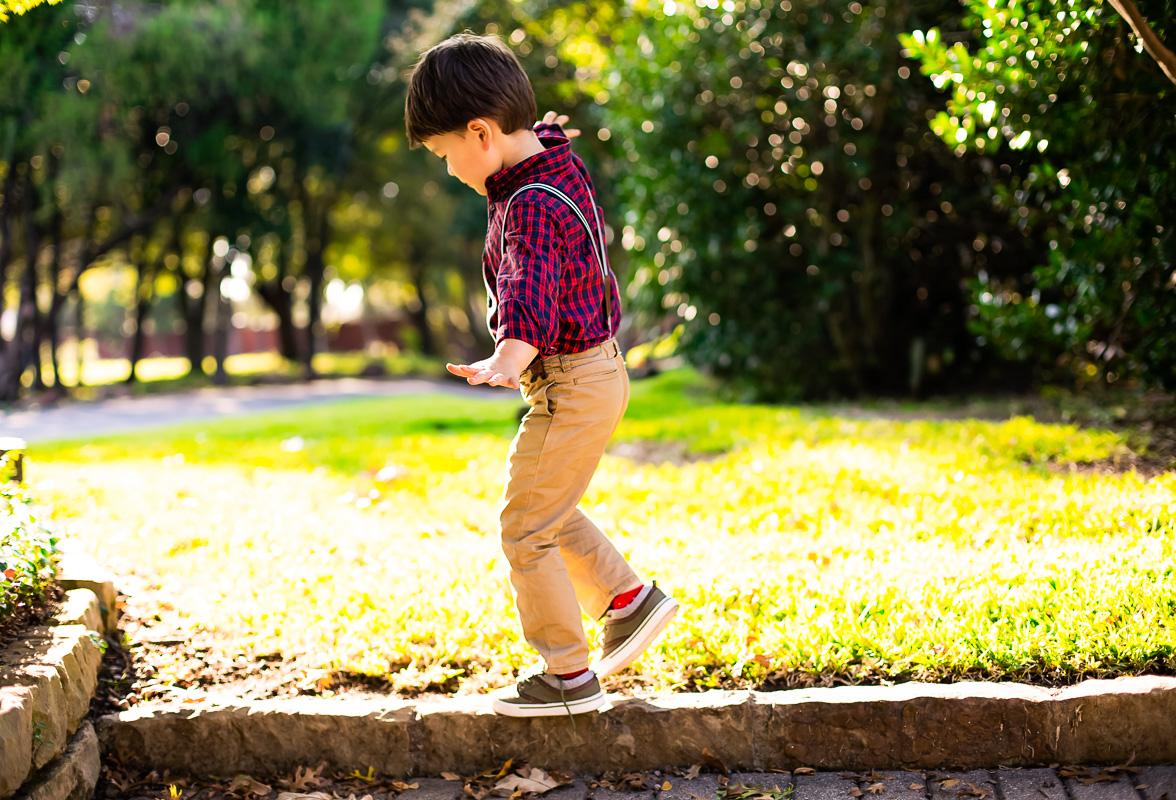 cute & little blog | holiday outfits toddler boy plaid oshkosh #bgoshbelieve