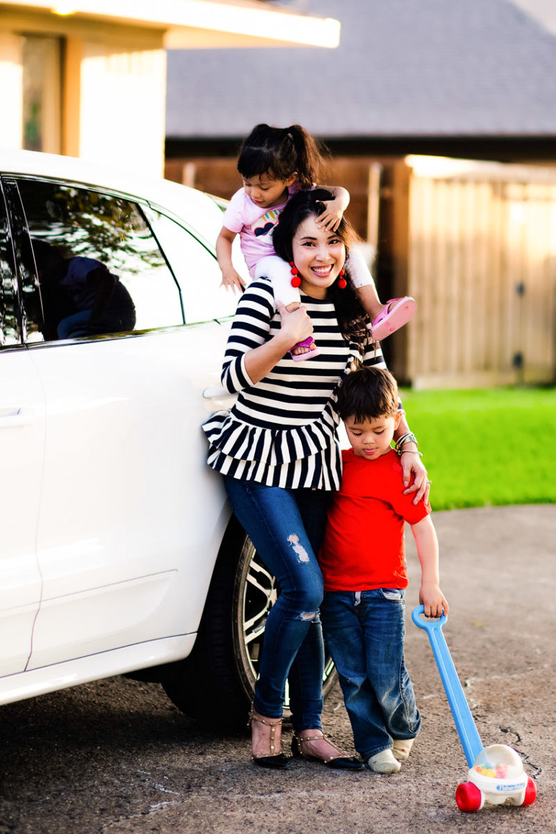 growing family, upgrading to bigger car | car buying tips made easy
