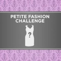 Petite Fashion Challenge #4:  Holiday Party
