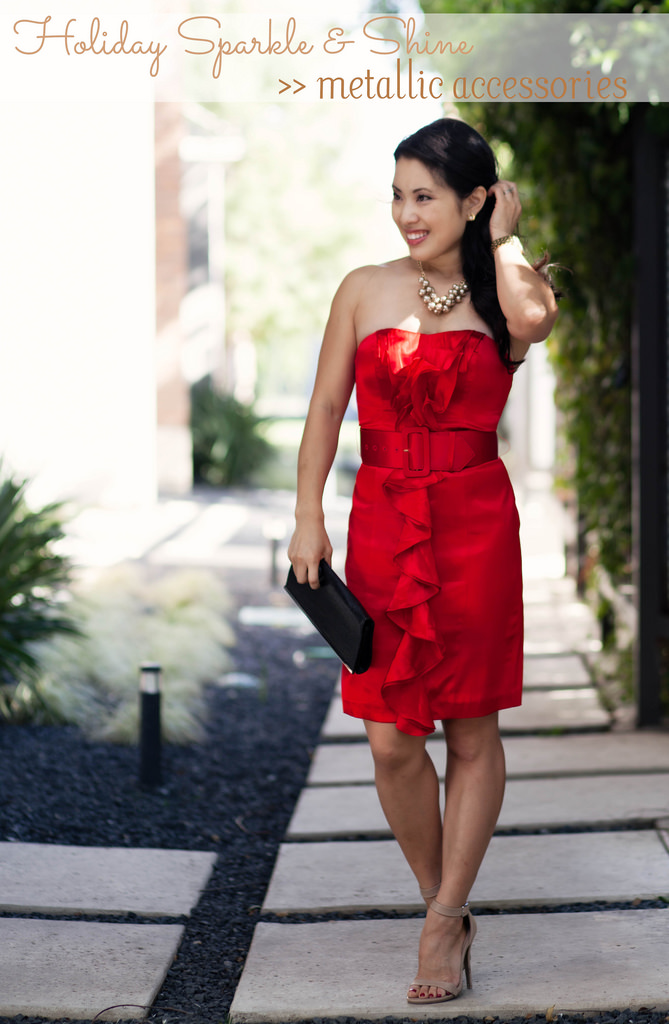 Get The Look: Holiday Sparkle & Shine with SearsStyle