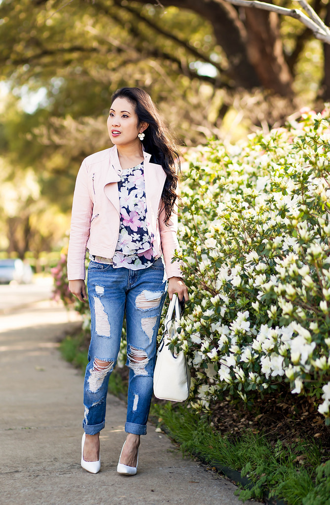 How To Wear Super Distressed Jeans