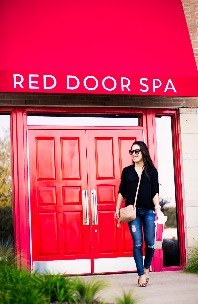Red Door Salon Plano Photos Wall And Door Tinfishclematis