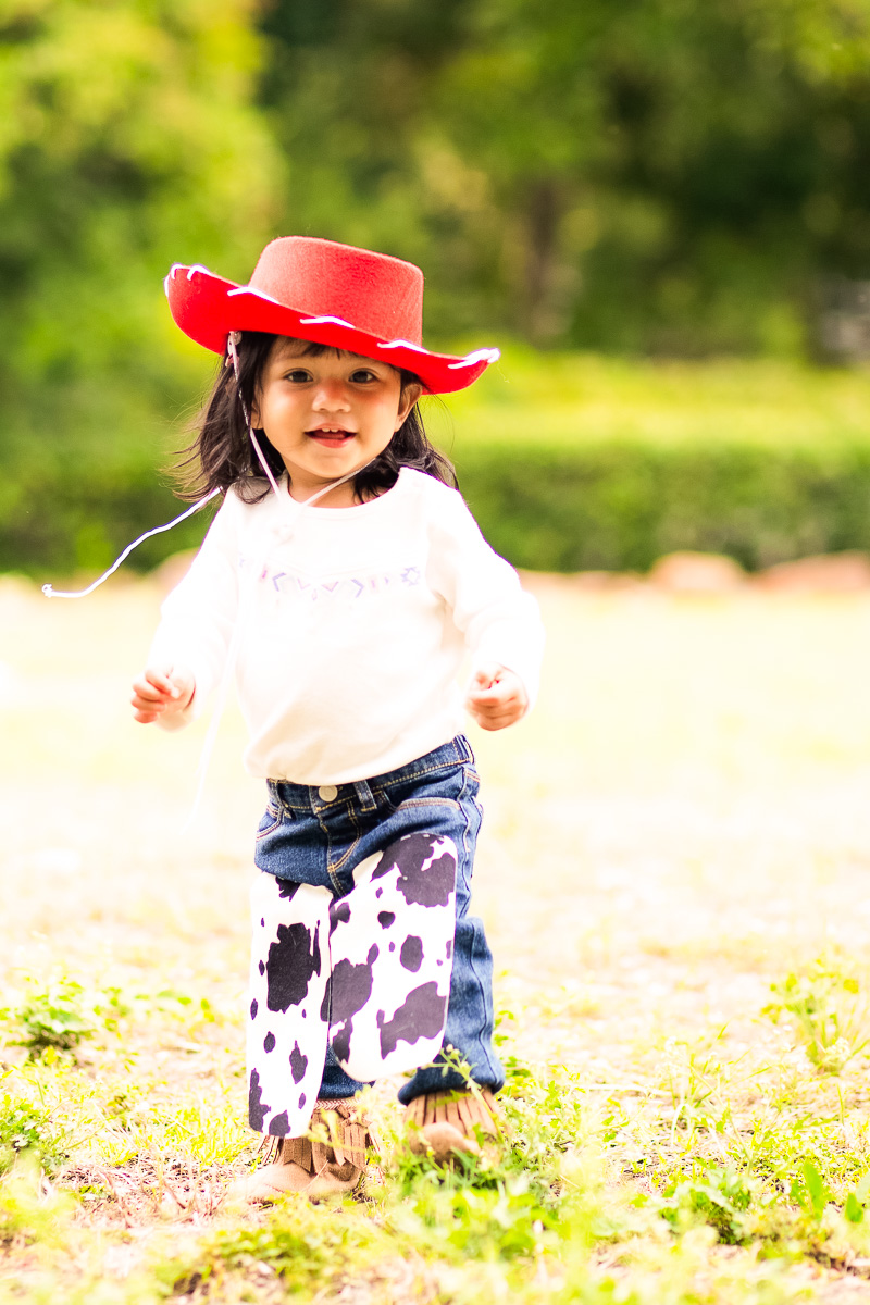 cute & little blog | jessie cowgirl, toy story halloween costume