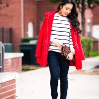 Red + Stripes