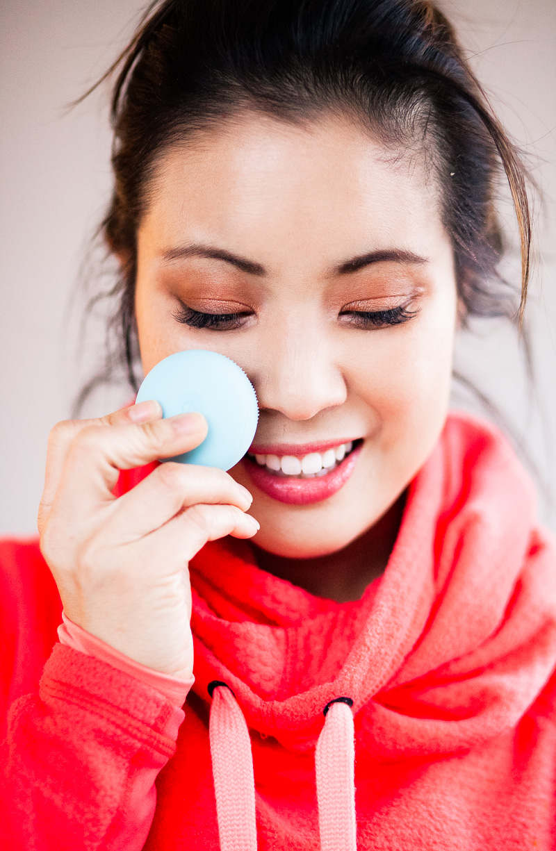 cute & little blog | foreo luna play review