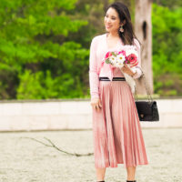 All Pink: How To Wear A Monochromatic Outfit