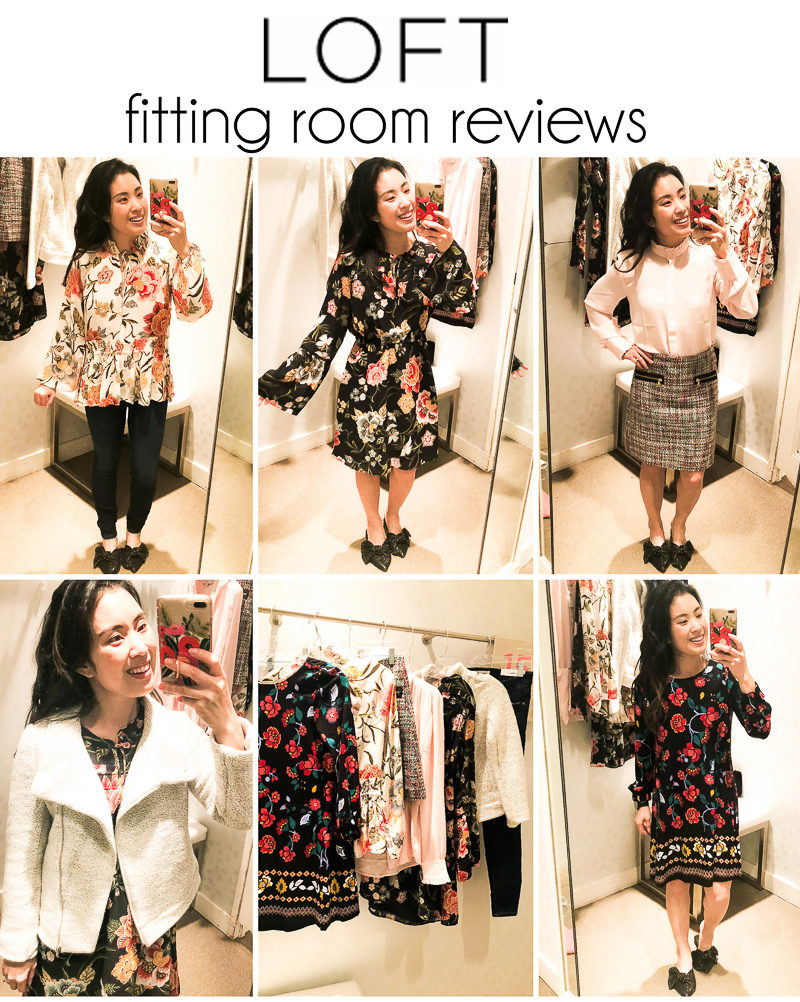 LOFT SALE – 40% OFF: Dressing Room Review (with video!)