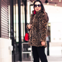 A Leopard Coat Is This Season's Must-Have Statement
