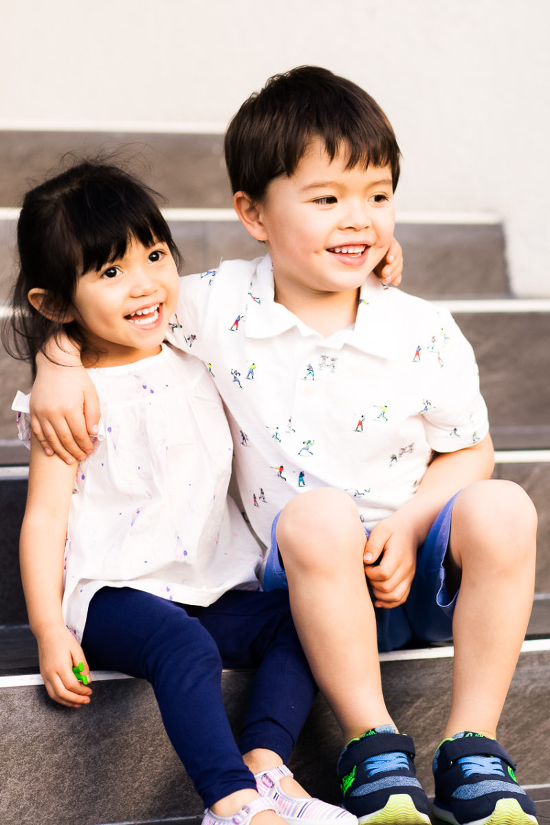 Spring Fashion For The Little Ones With OshKosh
