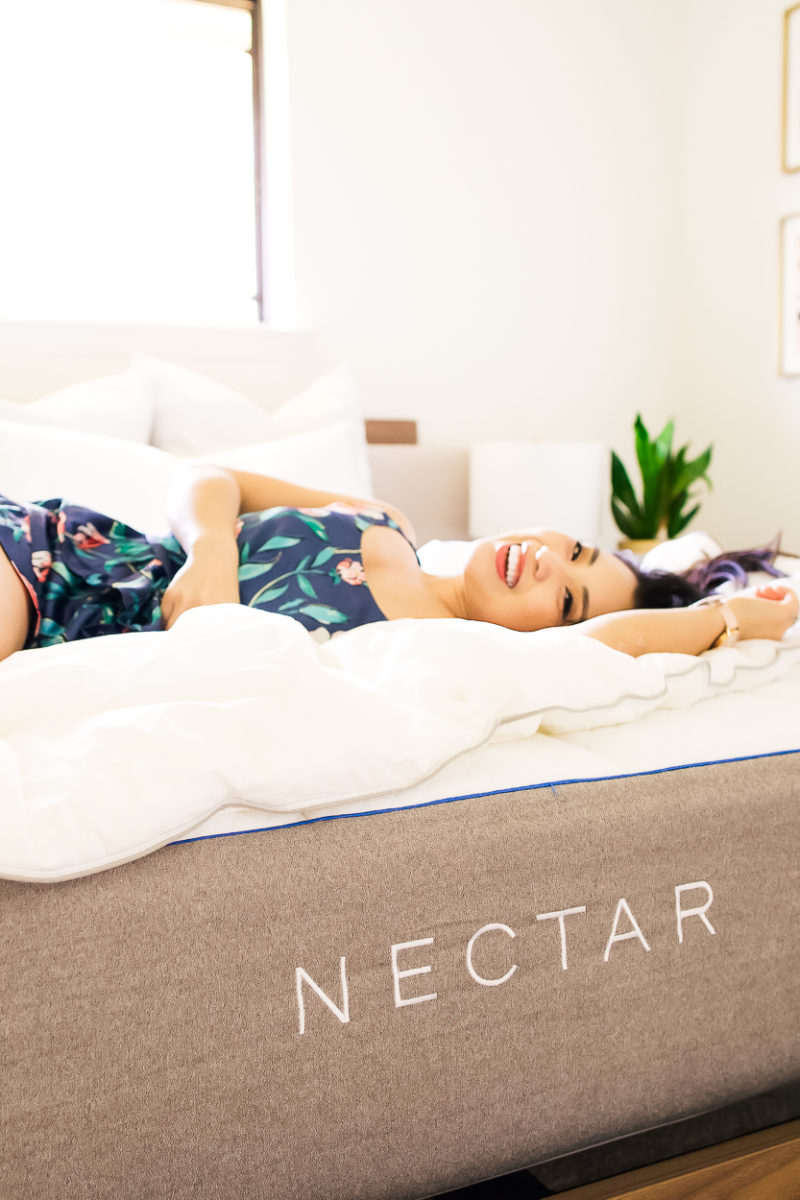 Nectar Mattress: 3 Changes I Made To Create A Sleep Sanctuary