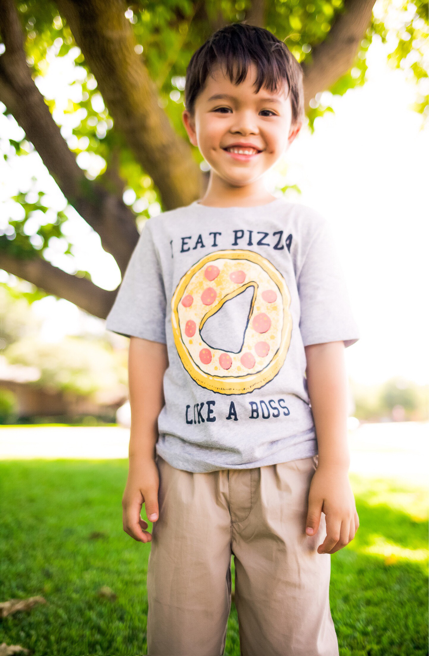 #cartersKID - Let Them Be Little: Back To School Outfits featured by popular Dallas style blogger Cute & Little