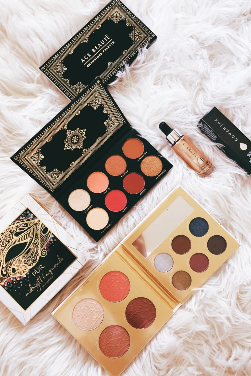 Weekly Giveaway: Holiday Makeup Favorites with Palettes, Glitter Drops, and Cherry Nails