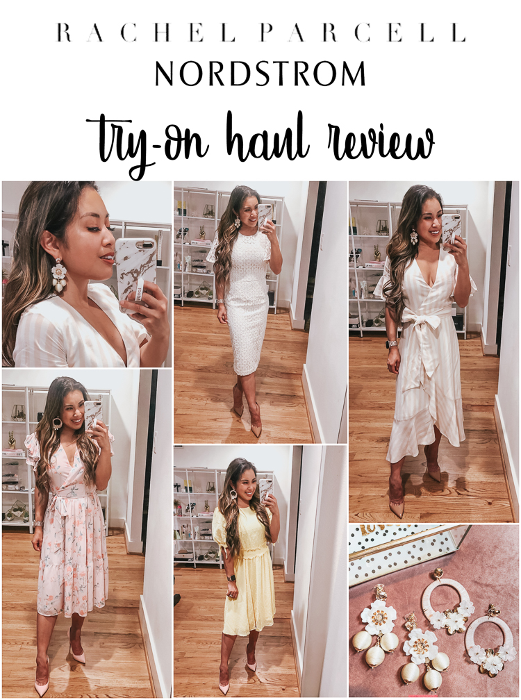 Rachel Parcell x Nordstrom Try-On Haul Review