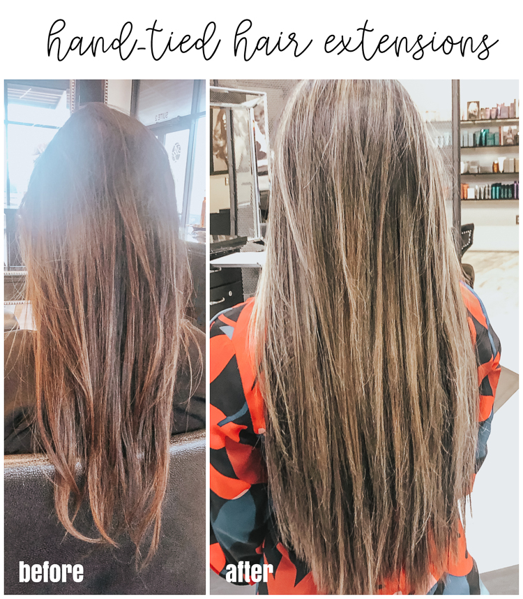 Everything To Know About Tie In Hair Extensions Beauty Cute And Little