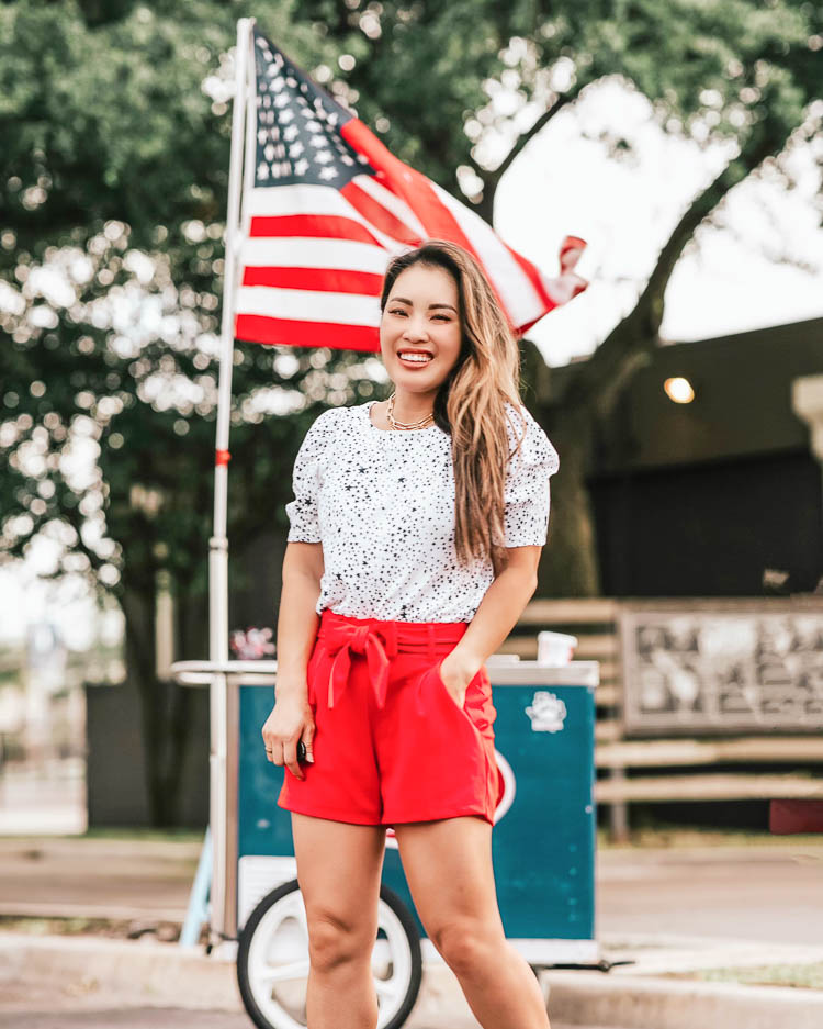 4th Of July Outfits: Cute Ways To Wear Red, White, And Blue