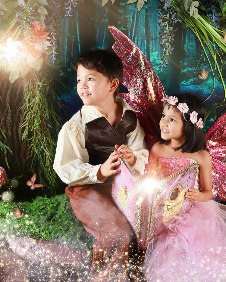Enchanted Fairies Storybook Photo Session: Everything You Need To Know