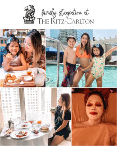 cute & little | dallas family mom travel blog | ritz-carlton dallas staycation