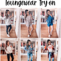 Target Casual Loungewear Try-On
