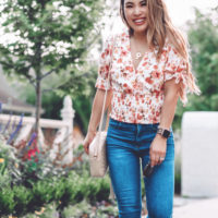 Why Smocked Tops and Blouses Are This Summer's Must-Have Trend